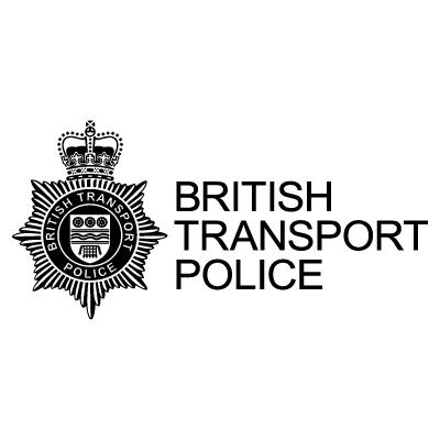 British Transport  Police Stickers