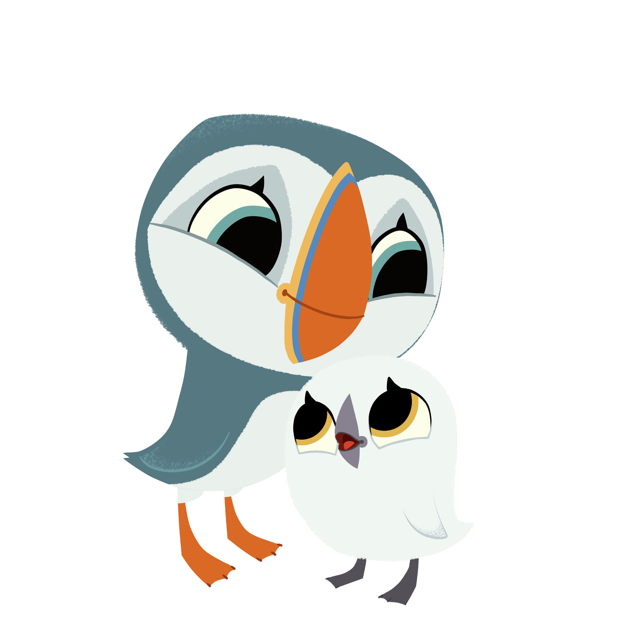 Puffin Rock Gifs Find Amp Share On Giphy
